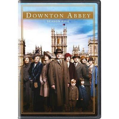 Downton Abbey: Season 5 (DVD)(2021)