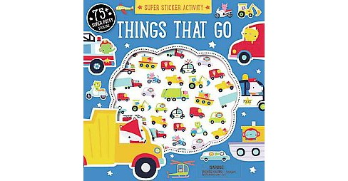 Things That Go (Paperback) - image 1 of 1
