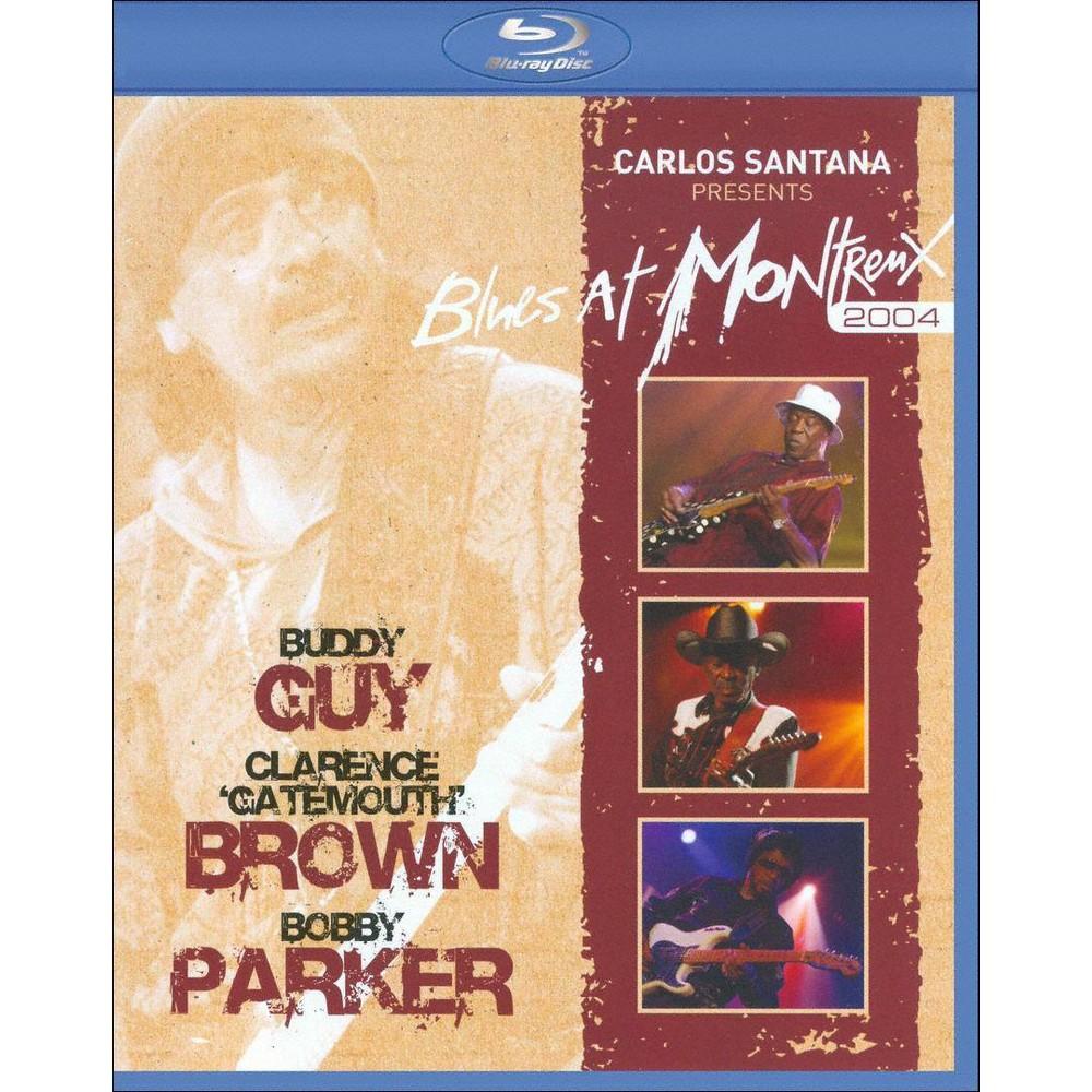 Santana Presents Blues At Montreux 20 (Blu-ray)