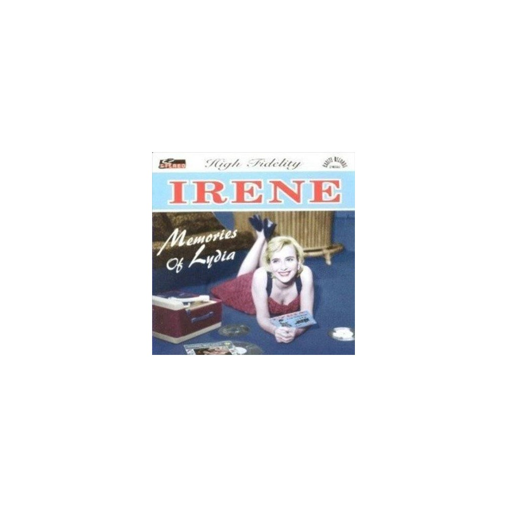 Irene - Memories Of Lydia (CD)