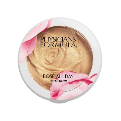 Physicians Formula Rose All Day Petal Glow - 0.32oz
