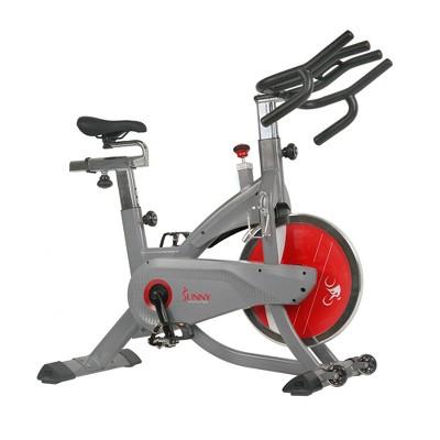 Sunny Health & Fitness AeroPro Indoor Cycling Exercise Bike