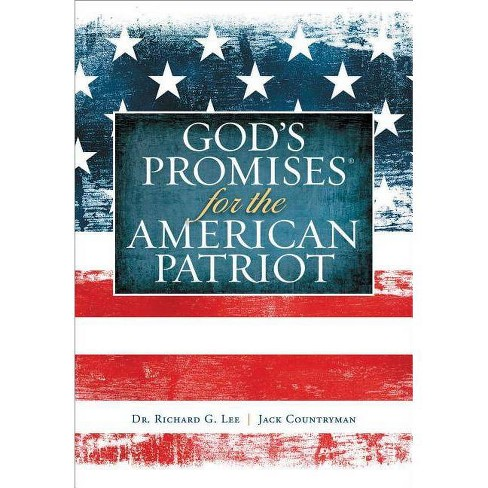 God's Promises for the American Patriot - by  Richard Lee & Jack Countryman (Paperback) - image 1 of 1