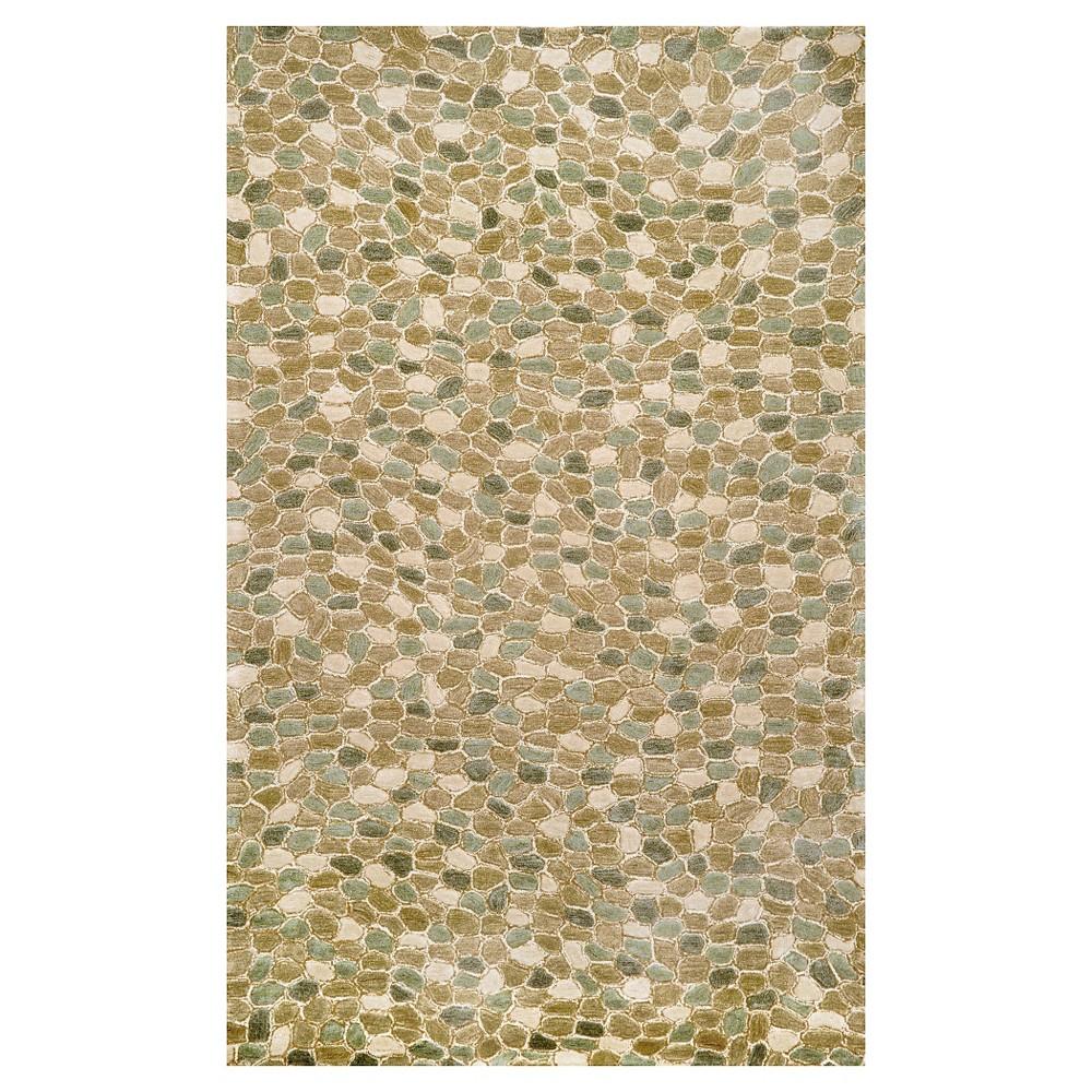Liora Manne Spello Pebbles Indoor/Outdoor Area Rug - Blue (8'3