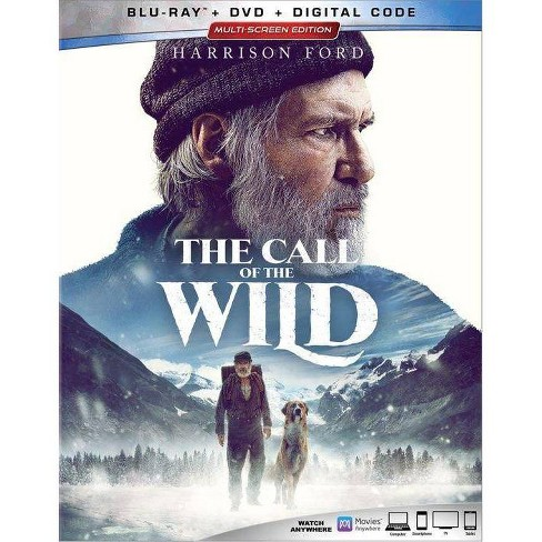 The Call Of The Wild Blu Ray Dvd Digital Target