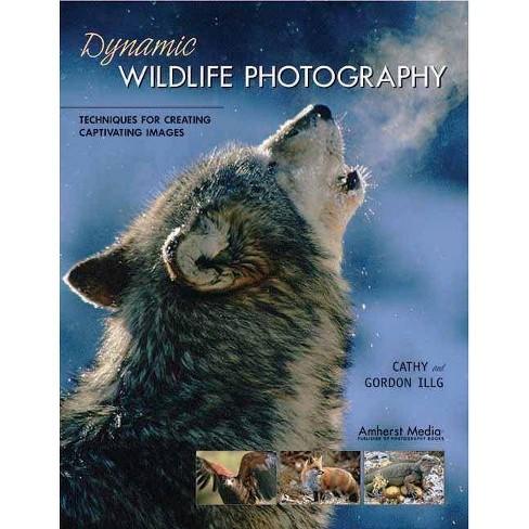 Dynamic Wildlife Photography - by  Cathy Illg & Gordon Illg (Paperback) - image 1 of 1