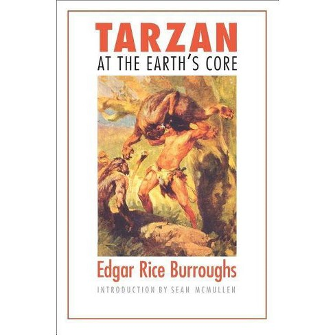Tarzan at the Earth's Core - (Bison Frontiers of Imagination) by  Edgar Rice Burroughs (Paperback) - image 1 of 1