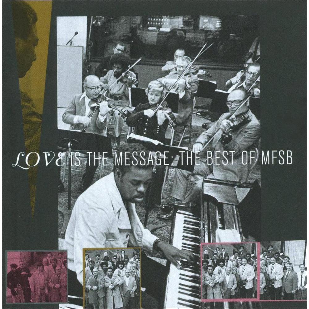 Mfsb - Best Of Mfsb:Love Is The Message (CD)