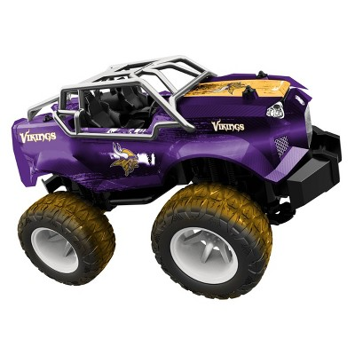 NFL Minnesota Vikings Remote Control Monster Truck
