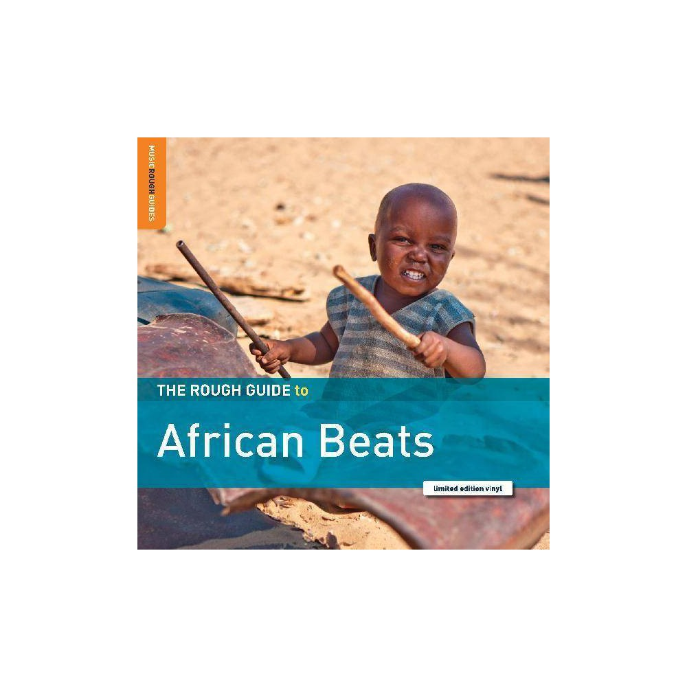 Various Artists Rough Guide To African Beats Vinyl