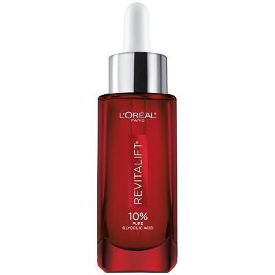 L'Oreal Paris Revitalift Derm Intensives Glycolic Acid Serum - 1 fl oz
