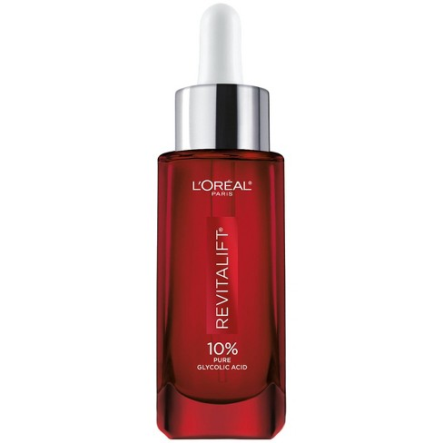 L'Oreal Paris Revitalift Derm Intensives Glycolic Acid Serum - 1 fl oz - image 1 of 4