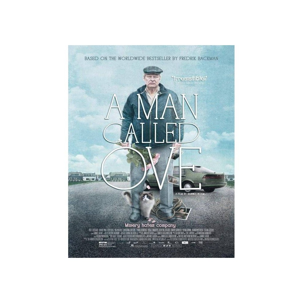 A Man Called Ove (Blu-ray) Ove is an ill-tempered, isolated retiree who spends his days enforcing block association rules and visiting his wife's grave, and has finally given up on life just as an unlikely friendship develops with his boisterous new neighbors. Gender: unisex.