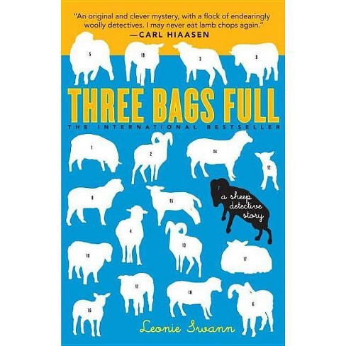 Three Bags Full - by  Leonie Swann (Paperback) - image 1 of 1