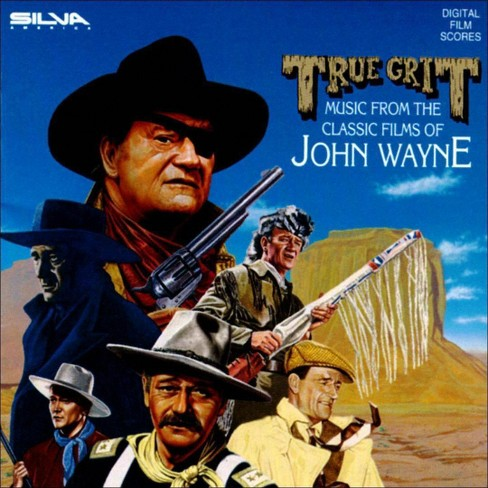 Soundtrack - True grit:Music from the classic film (CD) - image 1 of 1