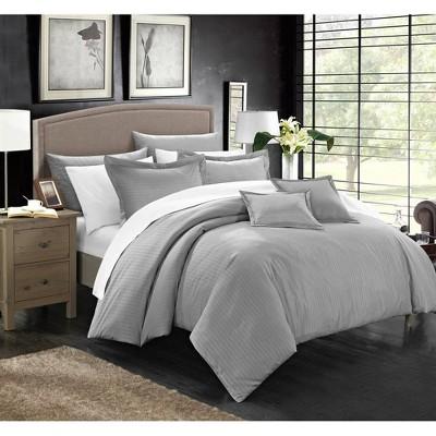 Keynes Comforter Set - Chic Home Design