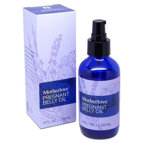 Motherlove Pregnant Belly Oil - 4oz - image 1 of 1