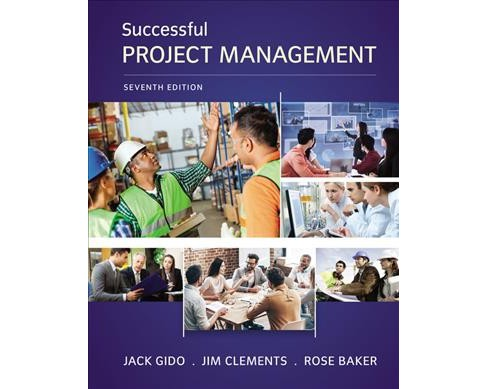 Successful Project Management (Hardcover) (Jack Gido & Jim Clements & Rose Baker) - image 1 of 1
