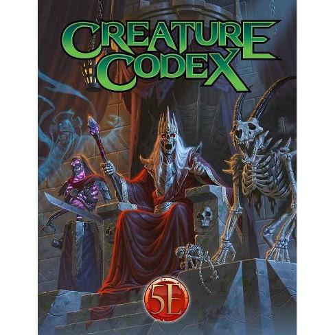 Creature Codex - (Hardcover) - image 1 of 1