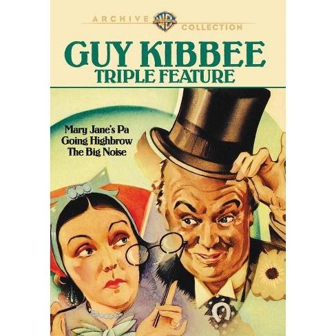 Guy Kibbee Triple Feature (DVD) - image 1 of 1
