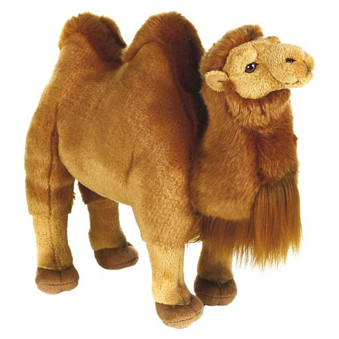 Lelly National Geographic Bactrain Camel Plush Toy - image 1 of 1