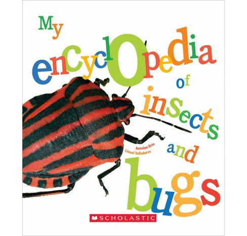 My Encyclopedia of Insects and Bugs (Hardcover) (Antoine Brin & Lionel Valladares) - image 1 of 1