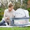 Graco Pack 'n Play Travel Dome Deluxe Playard - Allister - image 3 of 4