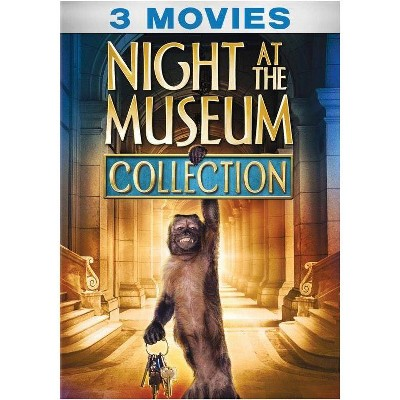 Night at the Museum: 3-Movie Collection (DVD)
