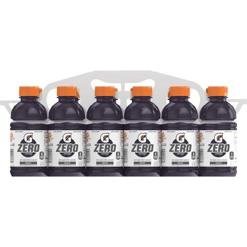 Gatorade G Zero Grape Sports Drink - 12pk/12 fl oz Bottles - image 1 of 3