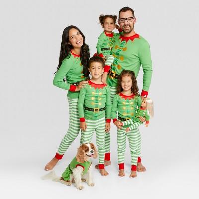 holiday elf family pajamas collection wondershop - Elf Christmas Pajamas