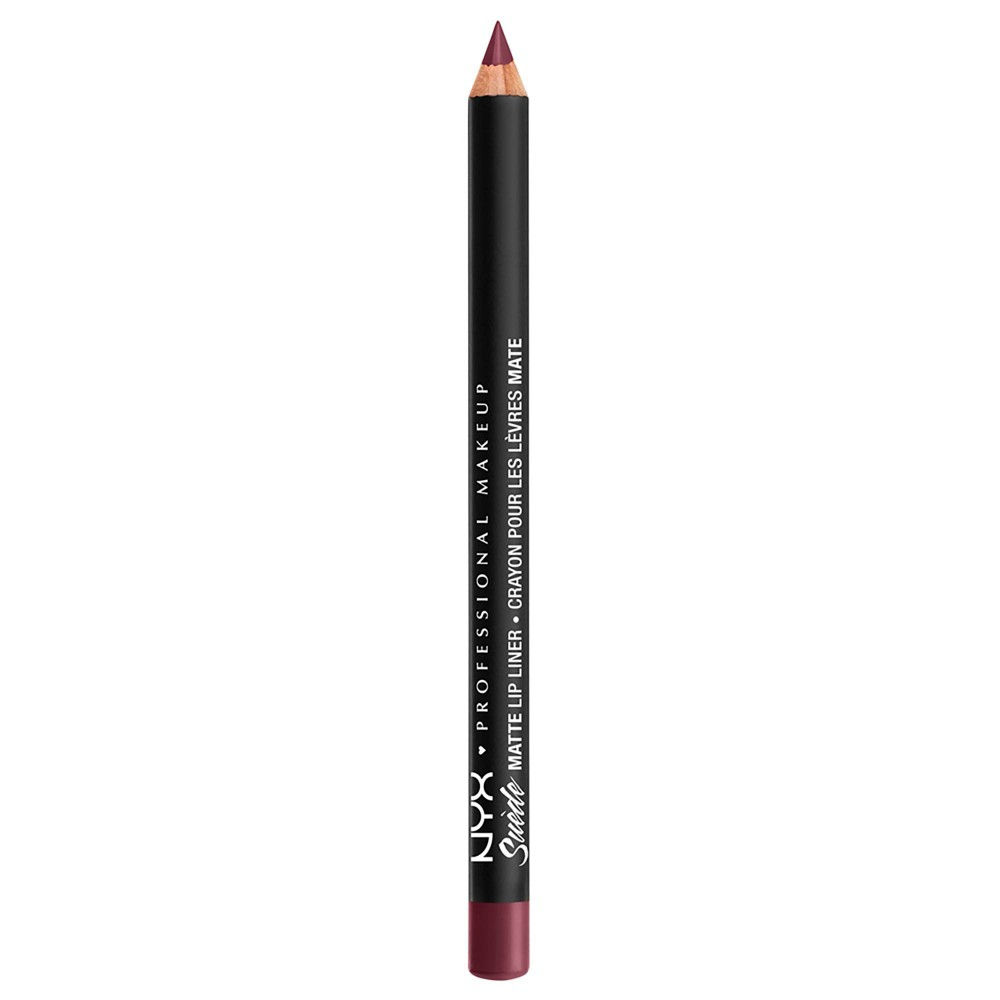 Nyx Professional Makeup Suede Matte Lip Liner Copenhagen 0 035oz