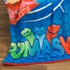 "PJ Mask 46""x60"" Throw Blanket Blue - image 2 of 3"