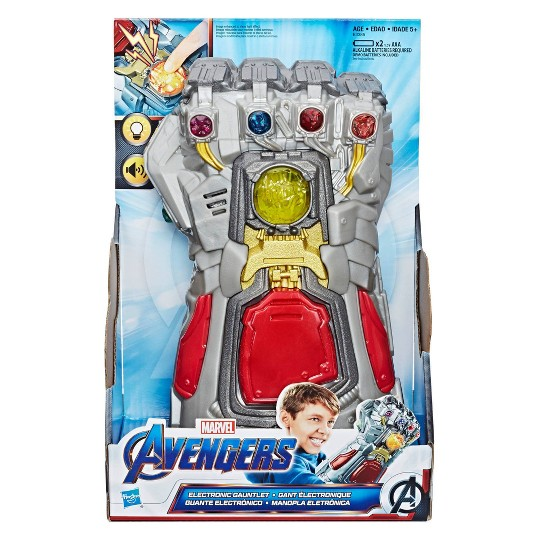 Marvel Avengers: Endgame Electronic Fist Roleplay Toy image number null