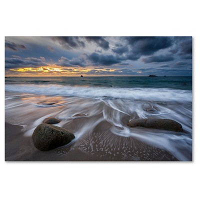 The Song of Water' by Mathieu Rivrin Ready to Hang Canvas Wall Art