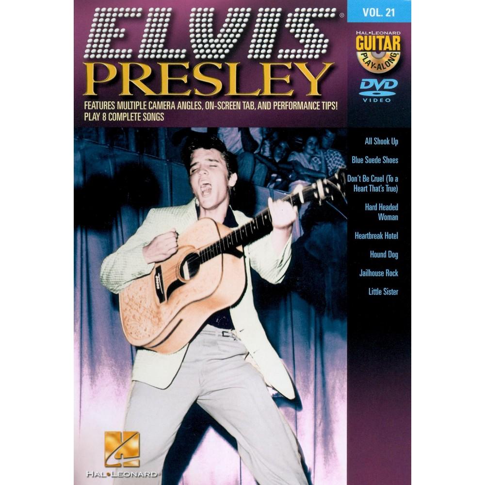 Guitar Play Along:Elvis Presley (Dvd)