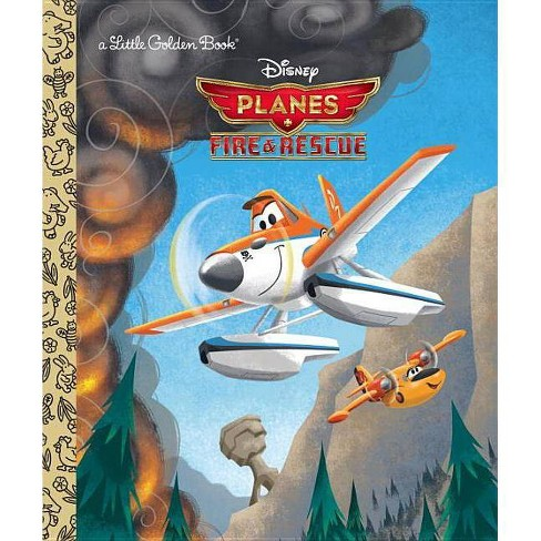 Fire & Rescue - (Disney Planes: Fire & Rescue) (Hardcover) - image 1 of 1