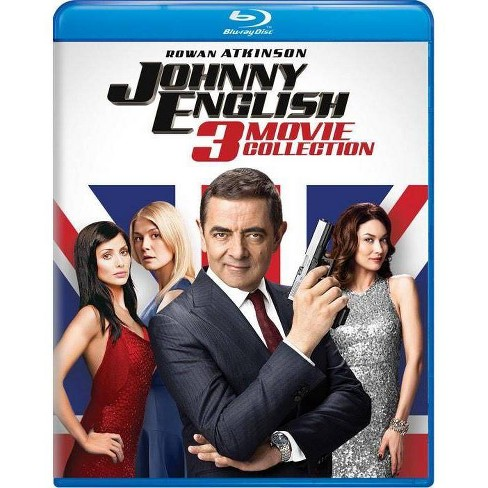 Johnny English 3-movie Collection (Blu-ray) - image 1 of 1