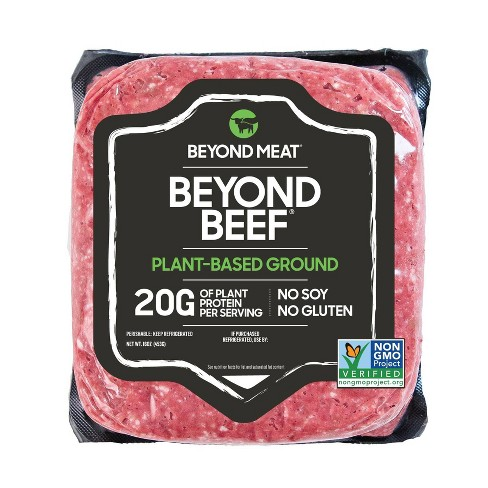 Beyond Meat Plant Based Ground Beef - 1lb - image 1 of 2