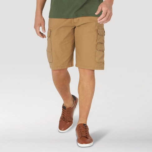 "Wrangler Men's 10"" Cargo Shorts - image 1 of 4"