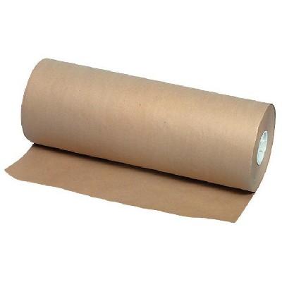 School Smart Butcher Kraft Paper Roll, 40 lbs, 48 Inches x 1000 Feet, Brown