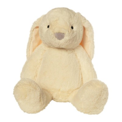The Manhattan Toy Company Soft Paws Stuffed Animal - Large Cream Bunny