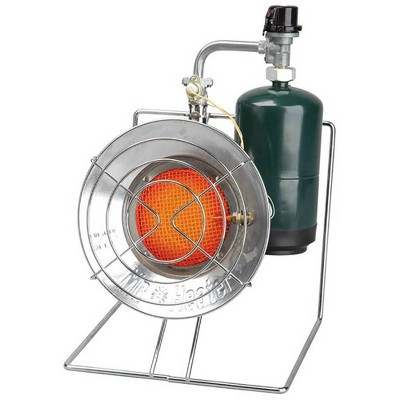 Mr. Heater MH-F242300 15,000 BTU Propane Gas Tank Top Outdoor Heater and Cooker