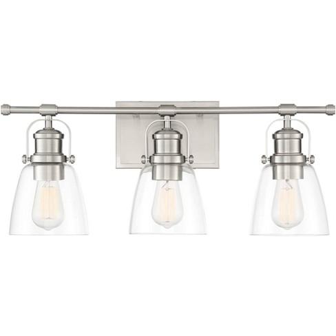 Possini Euro Design Modern Farmhouse, Modern Bathroom Light Fixtures Black And White