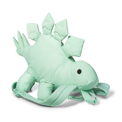 Stegosaurus Backpack - Christian Robinson x Target Green