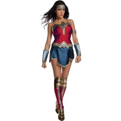 Rubie's Justice League Wonder Woman Adult Costume