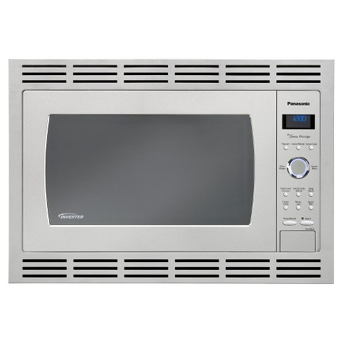 Panasonic 30 Trim Kit For 2 Cuft Stainless Microwave Target