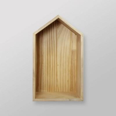"""14"""" House Wall Shelf Natural - Pillowfort™"""