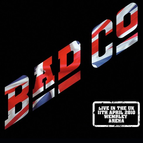 Bad company - Live in the uk 2010:Bad company (Vinyl) - image 1 of 1
