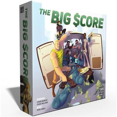 Big Score Board Game