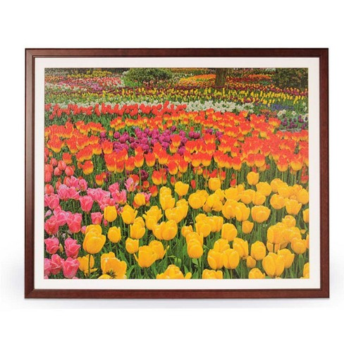"""Springbok Puzzle Wooden Frame 28.75"""" X 36"""" 1500pc - image 1 of 1"""